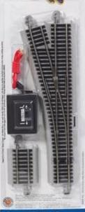 Bachmann HO NS Remote EZ #4 Left-Hand Turnout BAC44557