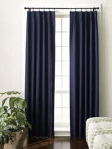 Fireside Pinch Pleat Drapes