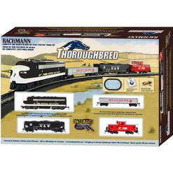 Bachmann HO Throughbred Train Set BAC00691